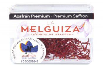 Azafrán Premium La Melguiza D.O.P Castilla La Mancha
