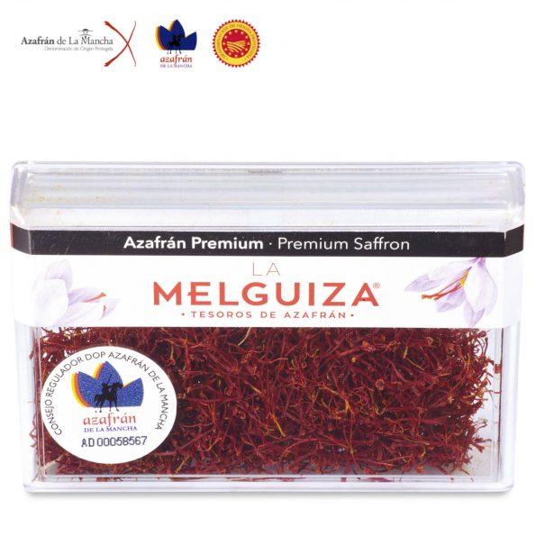 Azafrán Premium caja