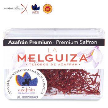 Azafrán Premium caja de 1g