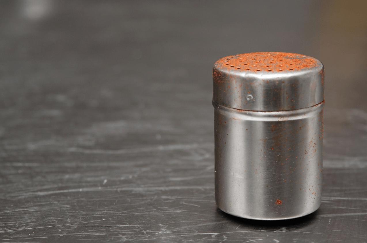 Espolvoreador de pimentón