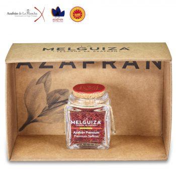 Estuche Azafrán Premium